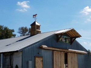 The Barn weathervane